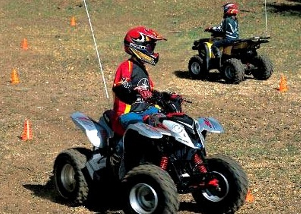 ATV Safety Course Photo