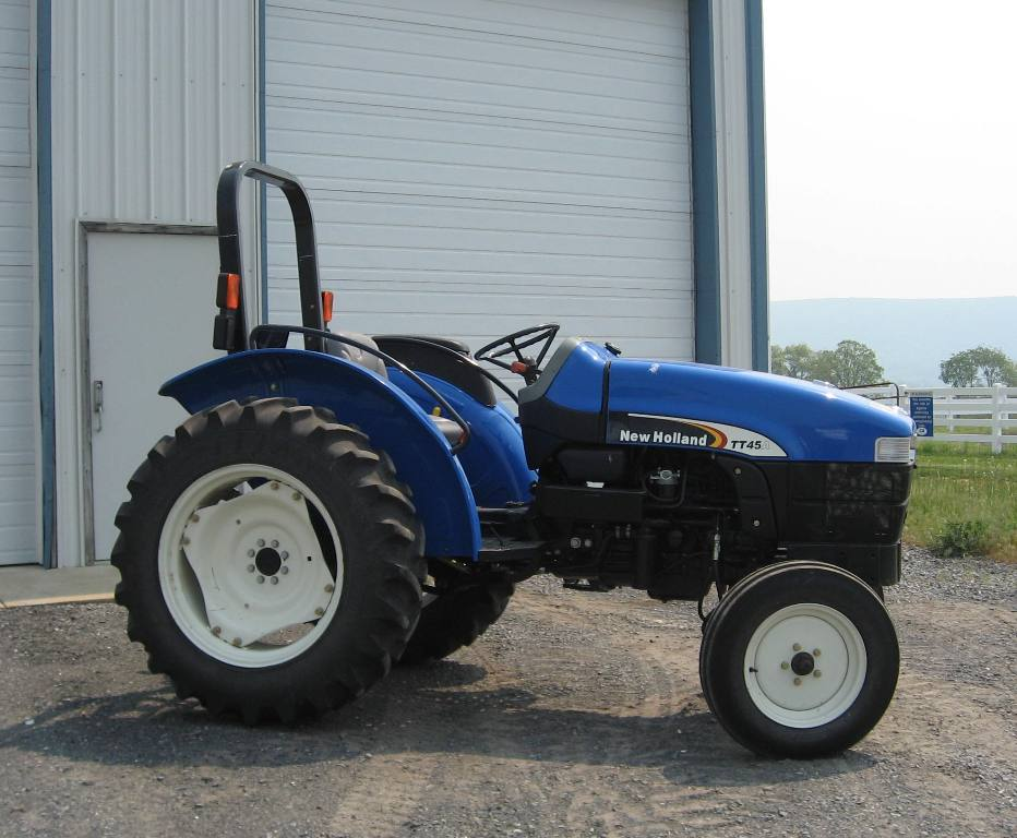 NH Tractor