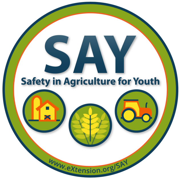Safety in agriculture for youth project logo