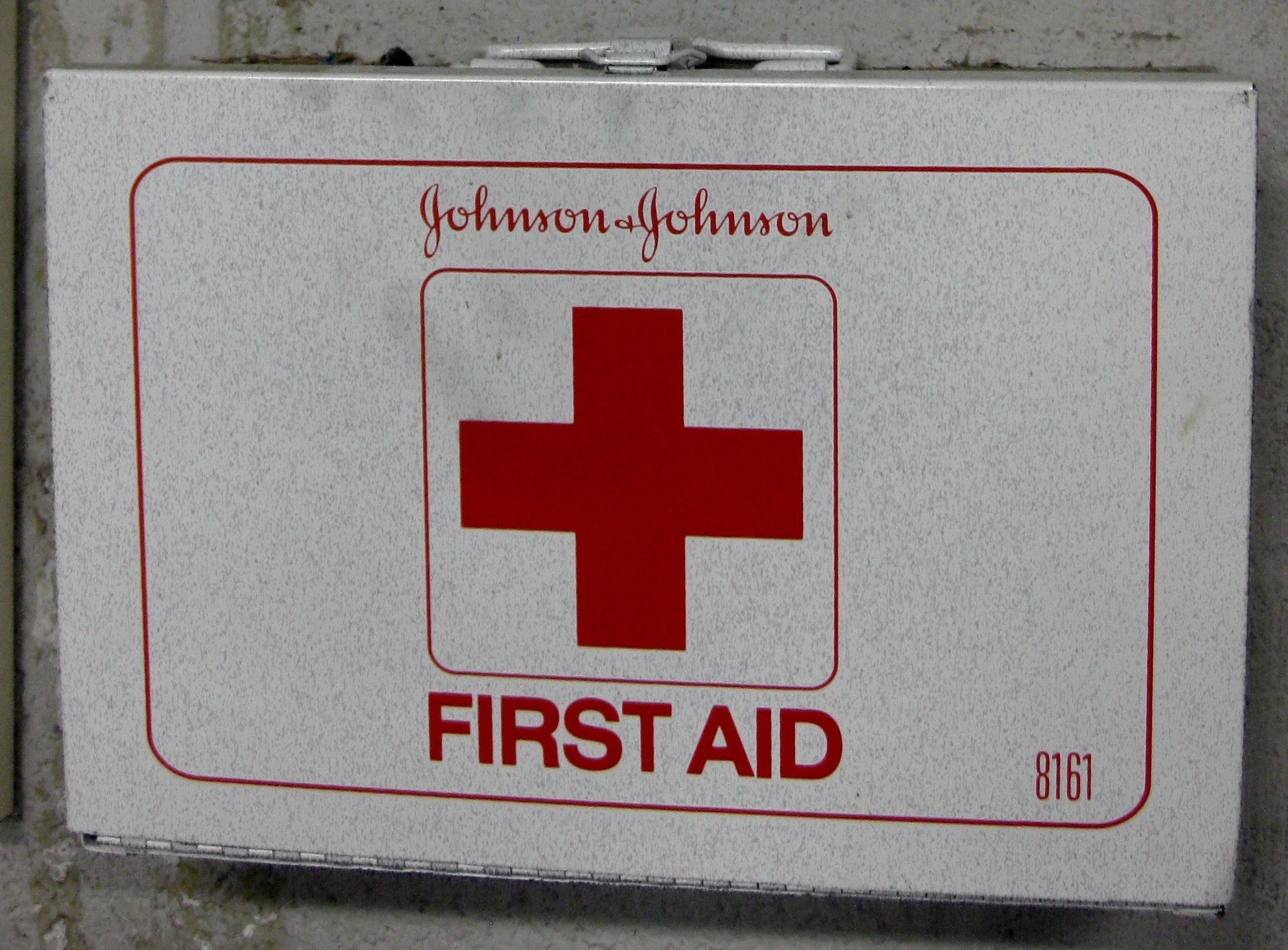 First Aid Kit. Photo Source: Penn State University