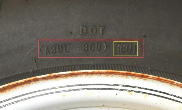 Tire Safety: Expiration Dates – Ag Safety and Health